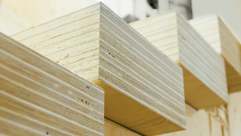 Prefere Phenolics Resins Construction Wood Material
